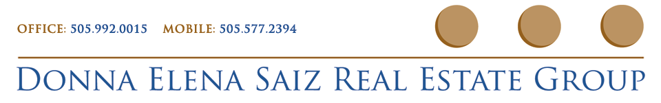 Donna Elena Saiz Real Estate Logo